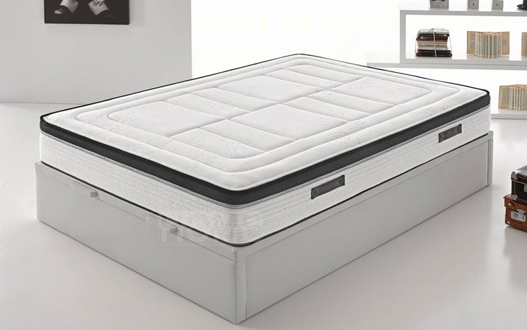 Materasso in Memory Foam Ondulato - Golfgarco.it